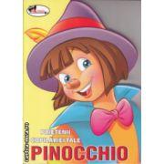 Prietenii copilariei tale Pinocchio ( Editura : Aramis ISBN 978-606-706-002-7 )
