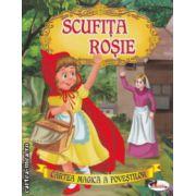 Cartea magica a povestilor Scufita Rosie ( Editura: Aramis ISBN 978-606-706-007-2 )
