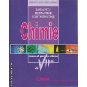 Chimie manual pentru clasa a VII - a ( editura : Corint , autor :  Sanda Fatu , Felicia Stroe , Constantin Stroe , ISBN 978-973-135-290-9 )