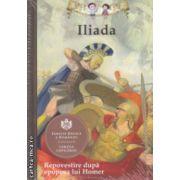 Iliada ( Editura : Curtea Veche  ISBN 978-606-588-698-8 )