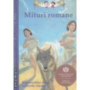 Mituri Romane ( Editura : Curtea Veche ISBN 978-606-588-699-5 )