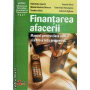 Finantarea afacerii - manual pentru clasa a XII - a si a XIII - a ruta progresiva ( editura : Akademos Art , autor : Valentin Capota , ISBN 978-973-1730-28-8 )
