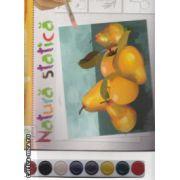 Primele mele picturi Natura statica + 3 ani ( Editura: Gama ISBN 978-973-149-453-1 )