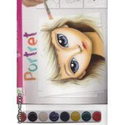 Primele mele picturi Portret 3 + ani ( Editura: Gama ISBN 9789731494494 )
