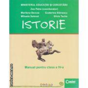 Istorie : manual pentru clasa  a IV - a ( editura : Corint , autor : Marilena Bercea , Ecaterina Stanescu , Mihaela Selevet , Silvia Tache , ISBN 978-973-135-322-7 )