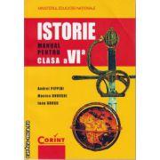 Istorie manual pentru clasa a VI - a ( editura : Corint , autor : Andrei Pippidi , Monica Dvorski , Ioan Grosu , ISBN 978-973-135-323-4 )