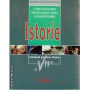 Istorie manual pentru clasa a VII - a ( editura : Corint , autor : Florin Constantinescu , Norocica - Maria Cojescu , Alexandru Mamina , ISBN 9789731353258 )