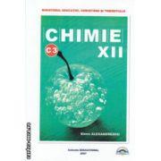 Chimie manual clasa a 12 C3 ( Editura : LVS Crepuscul , Autor : Elena Alexandrescu , ISBN 978-973-7680-36-5 )