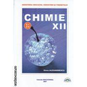Chimie manual clasa a 12 C1 C2 ( Editura : LVS Crepuscul , Autor : Elena Alexandrescu ISBN 978-973-7680-35-8 )