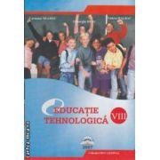 Educatie tehnologica manual clasa a 8 - a ( Editura: LVS Crepuscul, Autor: Carmena Neamtu, Gheorghe Rusu, Violeta Halbac ISBN 9789737680396 )