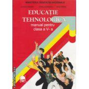 Educatie tehnologica manual pentru clasa a V - a ( Editura : LVS Crepuscul ,Autor : Carmena Neamtu , Violeta Juganaru , Doina Sandu ISBN 973-8265-49-8 )