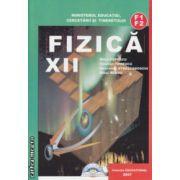 Fizica manual clasa a 12 F1 F2 ( Editura : LVS Crepuscul , Autor : Mihai Popescu , Valerian Tomescu , Mihai Sandu ISBN 978-973-7680-34-1 )