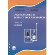 Instrumente si tehnici de laborator clasa 10 a Liceu Tehnologic ( Editura : LVS Crepuscul , Autor : Daniela Stanescu , Constanta Patrulescu ISBN 973-8265-42-8 )