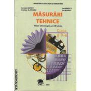 Masurari Tehnice clasa 10 ( Editura : LVS Crepuscul , Autor : Carmen Leonte , Ion Ionescu , Cristina Jilaveanu , Ion Ezeanu ISBN 973-8265-55-X )