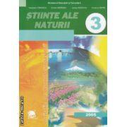 Stiinte ale naturii manual clasa a 3 a ( Editura : LVS Crepuscul , Autor : Nastasia Tomescu , Emilia Meirosu , Larisa Bazavan , Cristina Petre  ISBN 973-8265-50-9 )