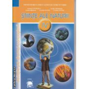 Stiinte ale naturii  manual clasa a 4 ( Editura : LVS Crepuscul , Autor : Nastasia Tomescu , Emilia Meirosu ISBN 978-973-8265-96-7 )