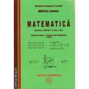 Matematica - manual clasa a XI - a - Trunchi comun + curriculum diferentiat ( 3ore ) (autor: Mircea GANGA, editura: Mathpress, ISBN 978-973-8222-24-3)