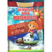 Sa invatam rapid matematica - clasa a IV - a ( editura : Hyperion , autor : Gheorghe Adalbert Schneider , ISBN 978-606-589-026-8 )