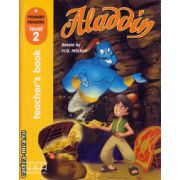 Primary Readers - Aladdin level 2 Teacher ' s book ( editura : MM Publications , ISBN 9789603794677 )