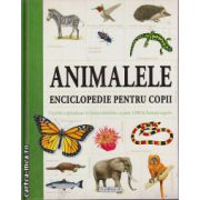 Animalele - enciclopedie pentru  copii ( editura : Flamingo GD , ISBN 978-606-713-036-2 )