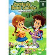 Aventurile Bunei Cuviinte vol II ( editura : Joy , autor : Mihnea Columbeanu , ISBN 978-606-93353-8-3 )