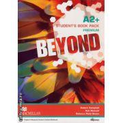 Beyond Level A2+ Student's Book Premium Pack ( editura: Macmillan, autor: Robert Campbell, ISBN 978-0-230-46122-2 )