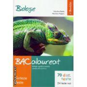 Biologie Bacalaureat - biologie vegetala si animala clasele a IX - a si a X - a - 70 de teste ( editura: Booklet, autor: Niculina Badiu, Mariana Hutanu, ISBN 978-606-590-183-4 )
