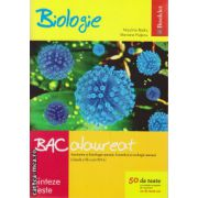 Biologie - bacalaureat - teste clasele XI - XII - 50 de teste cu modele complete de rezolvare ( editura: Booklet, autor: Niculina Badiu, ISBN 978-606-590-184-1 )