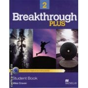 Breakthrough Plus Level 2 Student's Book with acces to Digibook and extra practice ( editura: Macmillan, autor: Miles Craven, ISBN 9780230438200 )