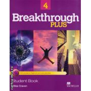 Breakthrough Plus 4 Student's Book with access to Digibook and extra practice ( editura: Macmillan, autor: Miles Craven, ISBN 978-0-230-43833-0 )