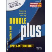 Double Plus Upper - Intermediate Teacher ' s book ( editura : MM Publications , autor : E. Moutsou , Marileni Malkogianni , ISBN 978-960-509-191-0 )