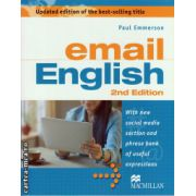 Email English ( editura: Macmillan, autor: Paul Emmerson ISBN 978-0-230-44855-1 )