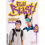Full Blast 3 Workbook teacher's edition ( editura : MM Publications , autor : H.Q. Mitchell , ISBN 978-960-443-895-2 )