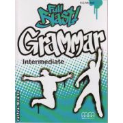 Full Blast Intermediate - grammar book ( editura : MM Publications , autor : H.Q. Mitchell , ISBN 978-960-478-434-9 )