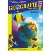 Geografie clasa a IV - a ( editura : Joy , autor : Catalin Gogota , Adina Gogota , Valentina Stefan - Caradeanu , ISBN 978-606-8593-17-3 )