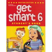 Get smart 6 student's book ( editura : MM Publications , autor : H.Q. Mitchell , Marileni Malkogianni , ISBN 978-960-478-856-9 )