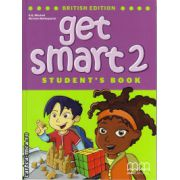 Get smart 2 Student's book ( editura : MM Publications , autor : H.Q. Mitchell , Marileni Malkogianni , ISBN 978-960-478-844-6 )