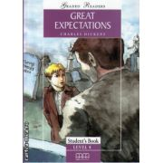 Graded readers - Great Expectations: Student 's book - level 4 reader ( editura: MM Publications, autor: Charles Dickens, ISBN 978-960-379-726-5 '