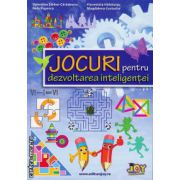 Jocuri pentru dezvoltarea inteligentei ( editura : Joy , autor : Valentina Stefan - Caradeanu , Nela Popescu , Magdalena Costache , Florentina Hahaianu , ISBN 978-606-8593-03 )