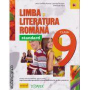 Limba si literatura romana clasa a IX - a - standard ( editura : Paralela 45 , autor : Anca Davidoiu-Roman , ISBN 978-973-47-1893-1 )