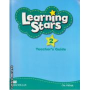 Learning Stars 2 Teacher ' s guide ( editura: Macmillan, autor: Old Refaat, ISBN 978-0-230-45581-8 )