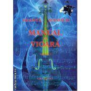 Manual de vioara volumul I ( editura : Grafoart , autor : Geamnta Manoliu , ISBN 978-973-9054-30-0 )