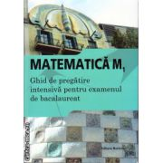 Matematica M1 - ghid de pregatire intesiva pentru examenul de bacalaureat ( editura : Nomina , autor : Dan Ion , ISBN 978-606-535-641-2 )