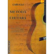 Metoda de chitara (editura : Grafoart, autor : Ferdinando Carulli ISBN: 978-973-9054-59-1)