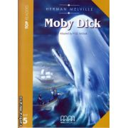 Top Readers - Moby Dick - Level 5 reader Pack: including glossary + CD ( editura: MM Publications, autor: Herman Melville, ISBN 978-960-478-018-1 )