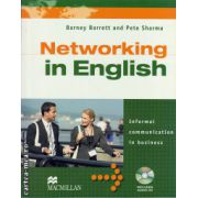 Networking in English ( editura: Macmillan, autor: Barney Barrett, Pete Sharma, ISBN 978-02307-3250-6 )