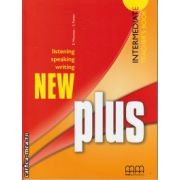 New Plus Intermediate - Teacher ' s book ( editura : MM Publications , autor : E. Moutsou , S. Parker , ISBN 978-960-379-824-8 )