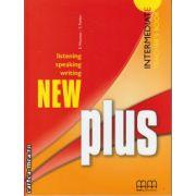 New Plus Intermediate - Teacher ' s book ( editura : MM Publications , autor : E. Moutsou , S. Parker , ISBN 9789603798248 )