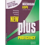 New Plus Proficiency Student 's book ( editura : MM Publications , autor : H.Q. Mitchell , Marileni Malkogianni , ISBN 978-960-573-190-8 )