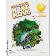 Macmillan Next Move Level 1 Workbook ( editura: Macmillan, autor: Amanda Cant, ISBN 978-0-230-46632-6 )